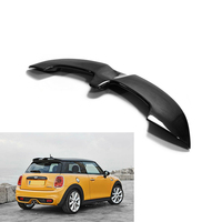 For F56 Mini Cooper S JCW Roof Spoiler Carbon Fibre Spoiler Car styling Car Tail Wing