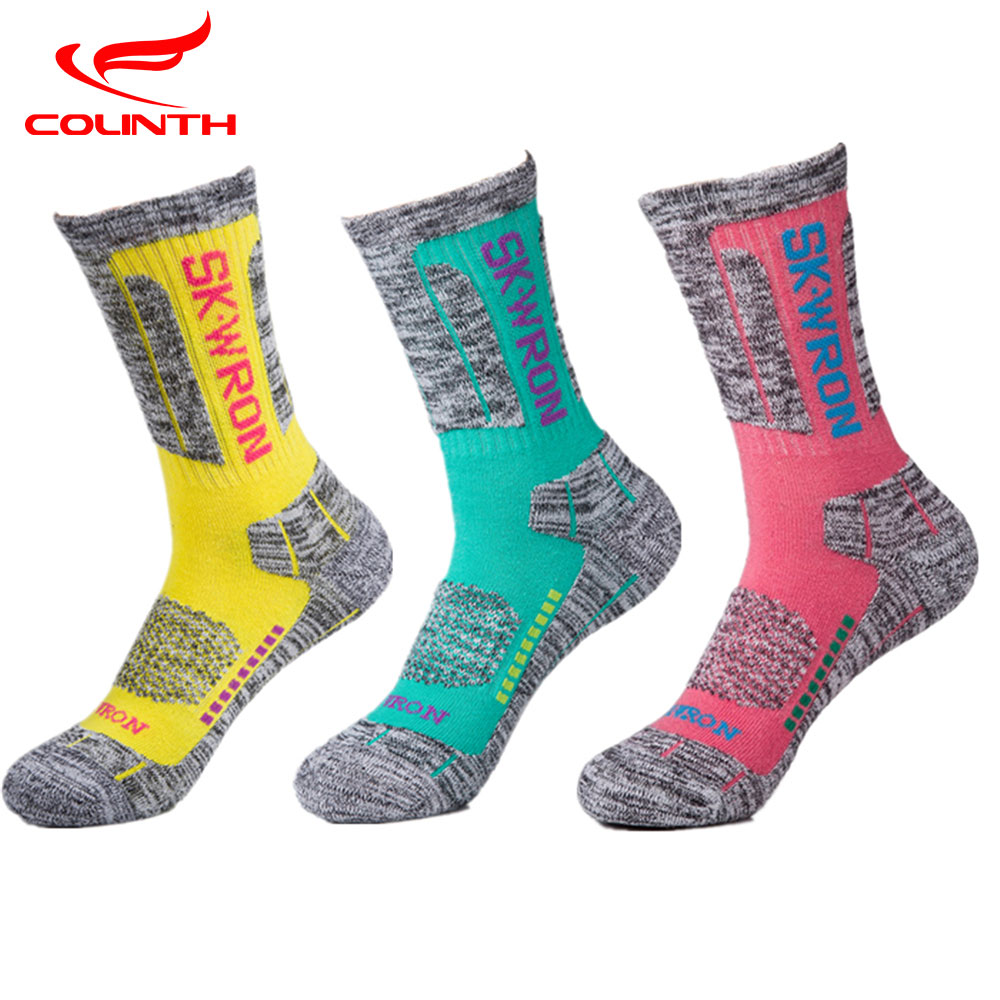2018 Mens and Womens Running Compression Socks Crew Socks for Outdoor Performance Athletic Sports Climbing Skiing Basketball