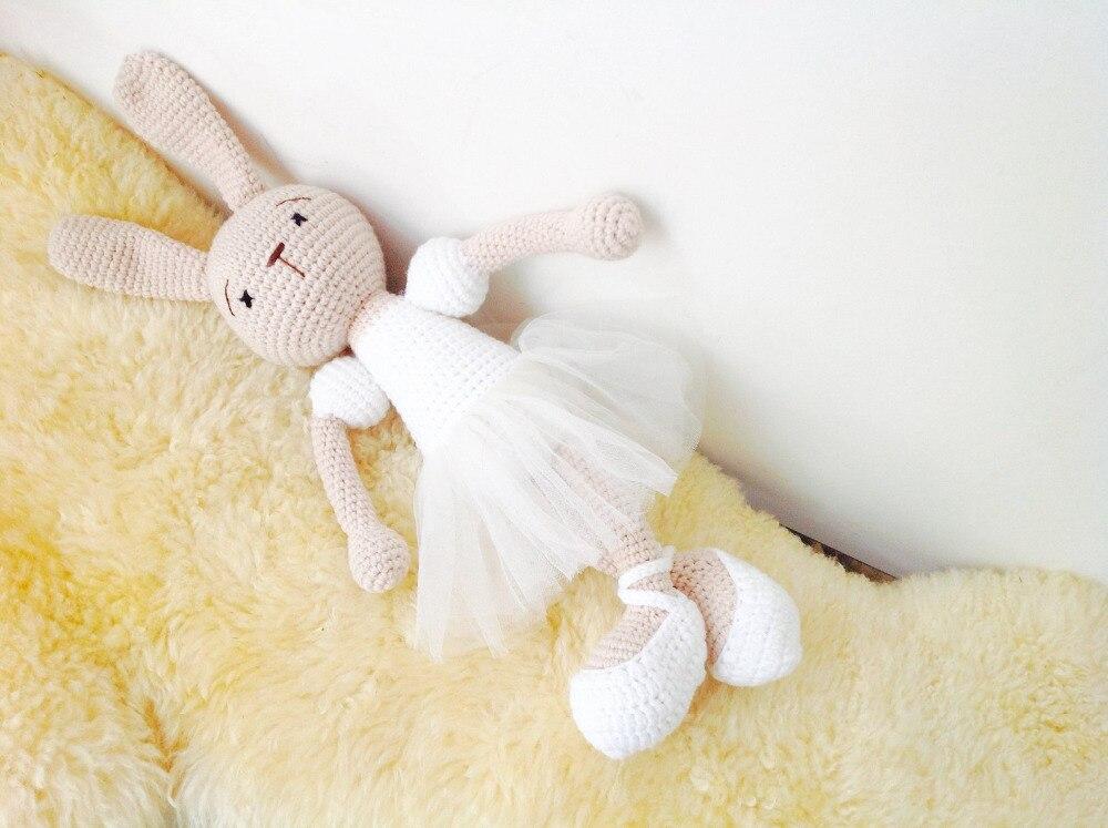 Crochet Toys  Amigurumi    Doll  Rabbit  Model  Number  SQ32205