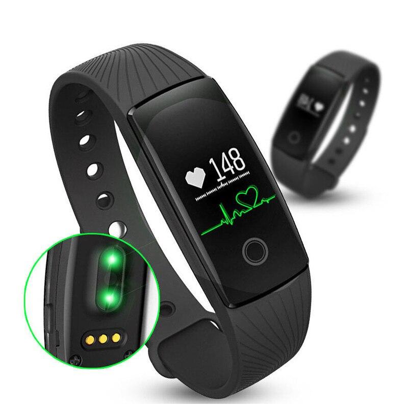 M2P de Remise En Forme Intelligente Bracelet montre smart watch Bracelet Coeur de La Pression Artérielle taux Moniteur Oxygène Dans Le Sang pk bande 2 Vs ID115 bande changement