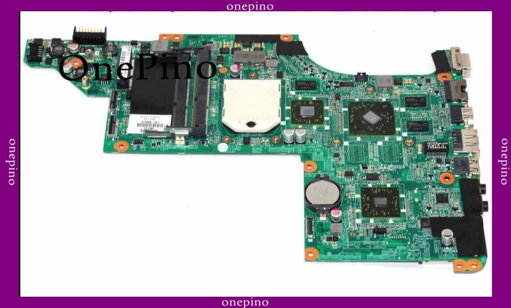 Stock 615687-001 fit For HP Pavilion DV7 DV7T DV7-4000-Series Laptop Motherboard tested working original 615279 001 pavilion dv6 dv6 3000 laptop notebook pc motherboard systemboard for hp compaq 100% tested working perfect