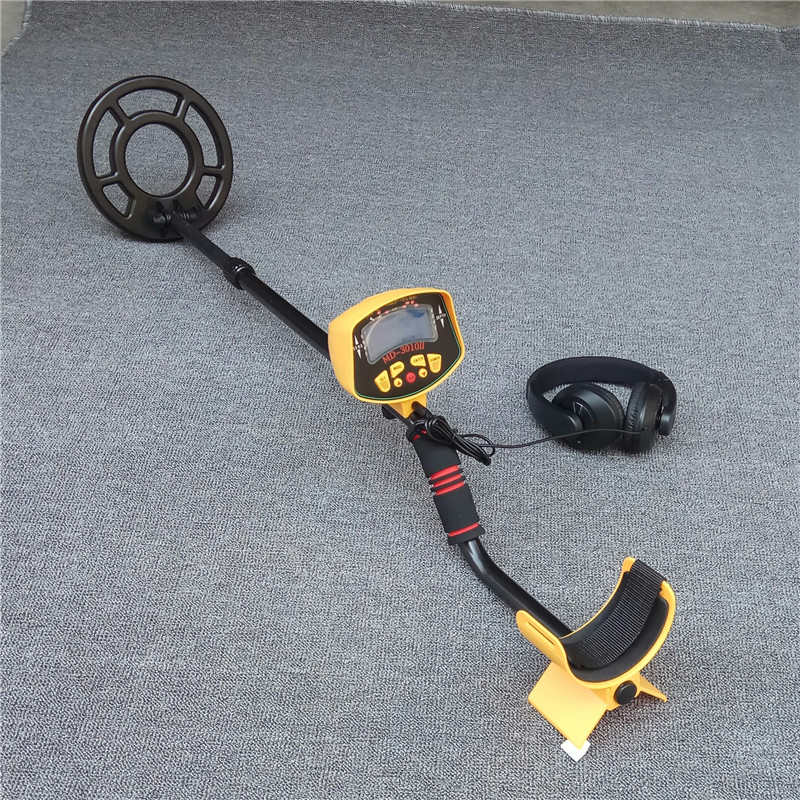 где купить MD-3010II Metal Detector Underground Metal Detector sensitive Gold Digger Treasure Hunter Metal Finder Seeking Tool MD3010II дешево