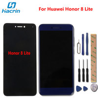 For Huawei Honor 8 Lite LCD Display Touch Screen High Quality 100 New Digitizer Screen Glass