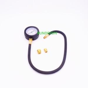 Image 2 - Automotive Engine Oil Pressure Gauge Detection Diagnostic Tools 0 7 bar / 0 100 PSI