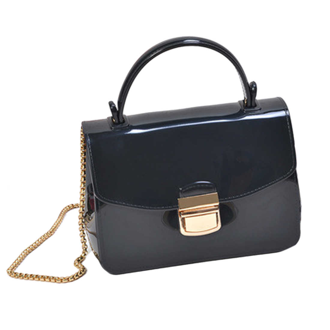 a3e7fa1f3d59 HIPSTEEN Летняя женская сумка кожаная цепь дамские сумки на одно плечо Сумка  милая сумка через плечо