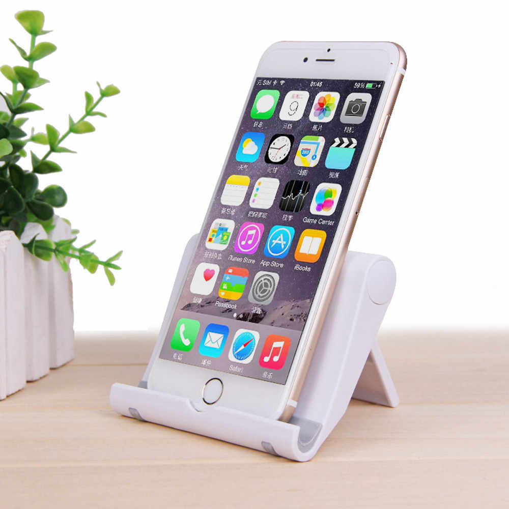 New Foldable 360 degrees Universal Bed Desk Mount Cradle Holder Stand for Phone iPad Tablet 18Jan23 Drop Ship #YL5