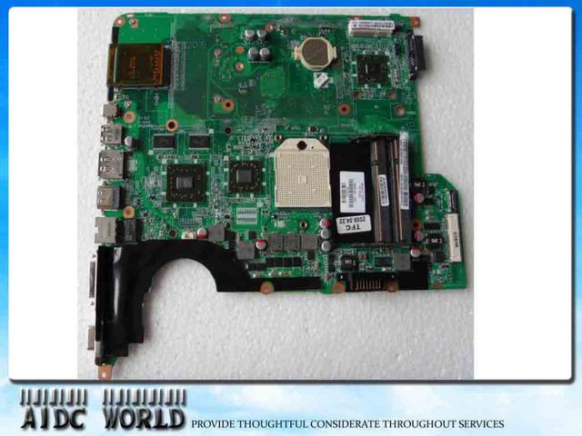 Frete grátis! para hp pavilion dv5 series 482324-001 laptop motherboard verificado working.90 dias de garantia