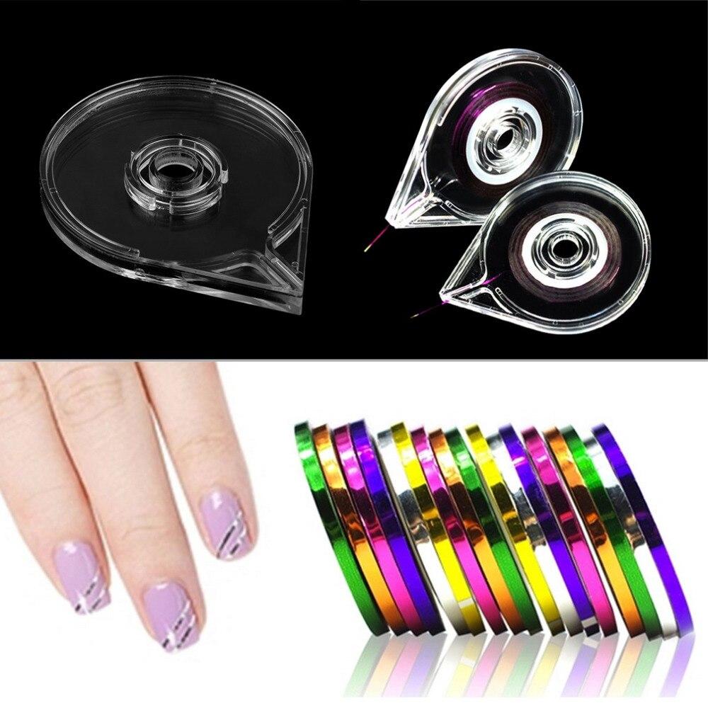 Rolls klebeband linie Nagel kunst dekoration aufkleber Nägel ...