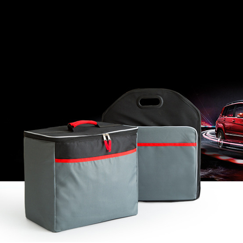 Car Trunk Organizer Backseat Storage Bag High Capacity Multi-use Oxford Cloth Car Seat Back Organizers Interior Accessories