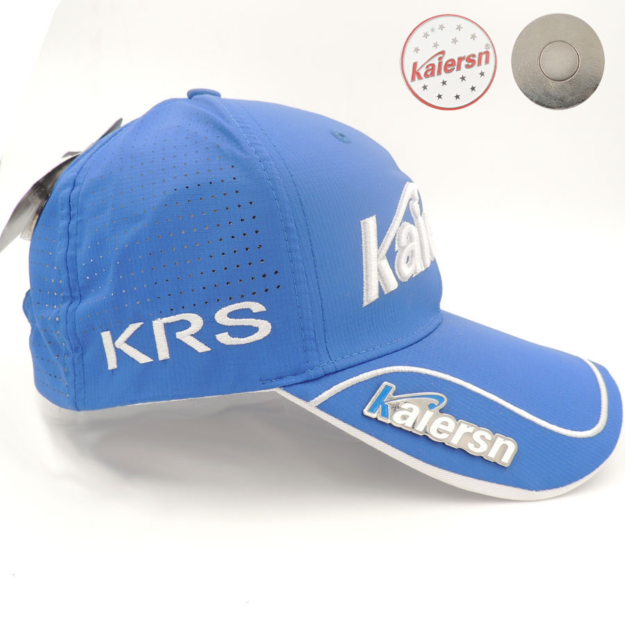 2018 New Kaiersn golf Professional hat cotton golf ball cap High Quality sports golf hat breathable sports golf hats with Mark кепка для гольфа golf hats