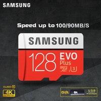 SAMSUNG Micro SD Card Memory Card EVO Plus 256GB 128GB 64GB 32GB 16GB Class10 TF