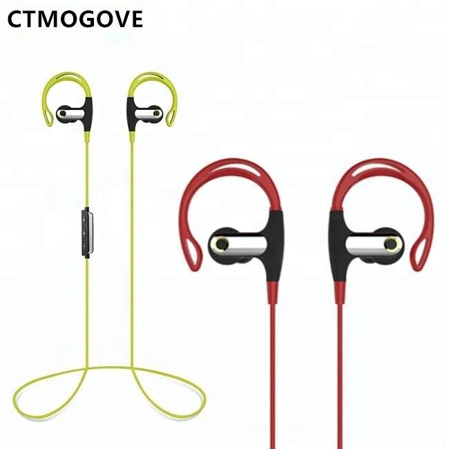 CTMOGOVE envío gratis nuevo diseño MP3 reproductor inalámbrico auriculares hermosos auriculares