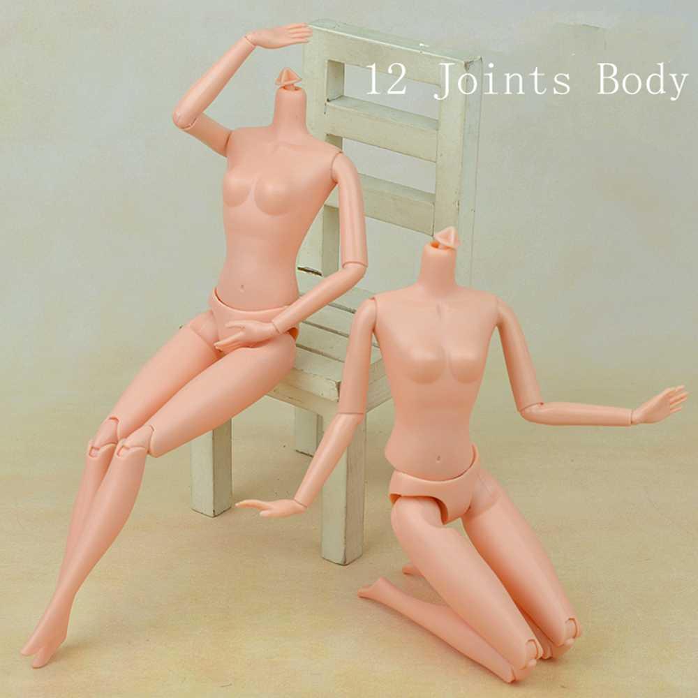 """Модная игрушка 12 суставов BJD Кукла тело 3D реальный глаз для 11,5 """"Кукольный домик + 1/6 кукла голова с красивым глазом длинные фиолетовые волосы"""
