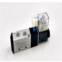 Solenoid valve 4V110-06-M5/4V210-08/4V310-10/4V410-15/220V