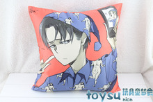 Japanese Anime Attack on Titan Pillow Cover
