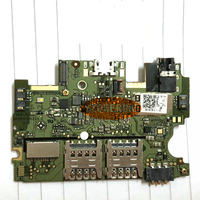 Used and tested Mainboard Motherboard Mother Board for Lenovo A6000 Smart Cell Phone support Russia language