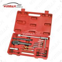 WINMAX 16 Piece Damaged 8mm And 10mm Glow Plug Removal Set WT04818