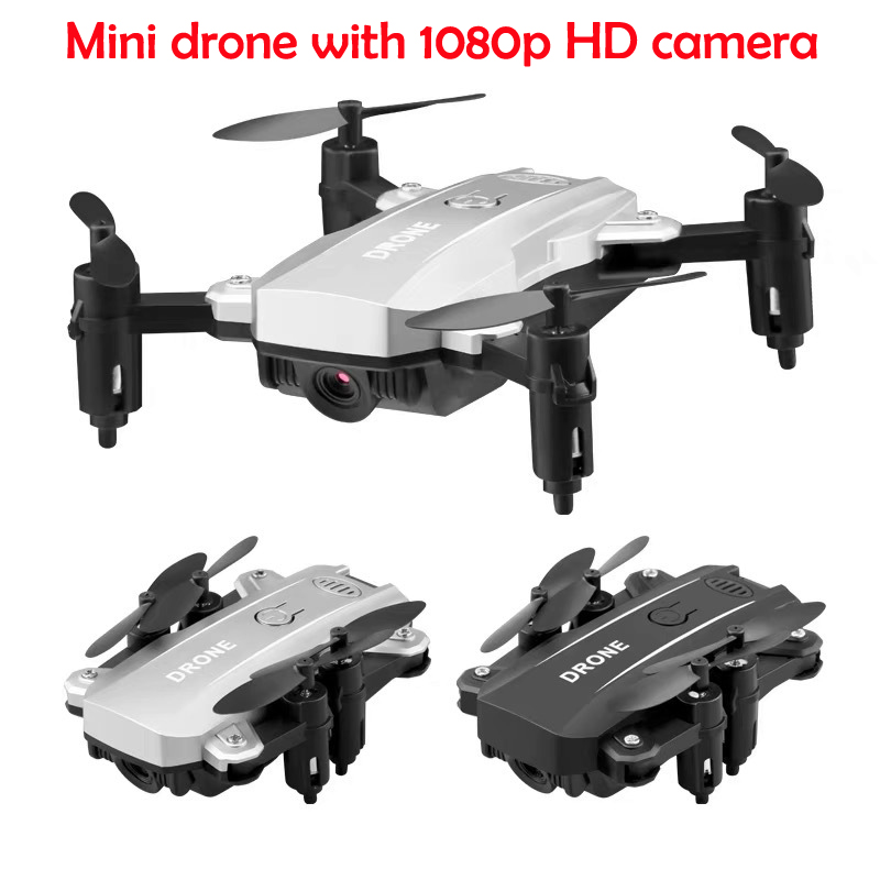 Best Price Fpv Mini Drone Pro Rc Helicopter For Selfie Altitude Hold Drones With Wide Angle 1080p Hd Camera Quadcopter