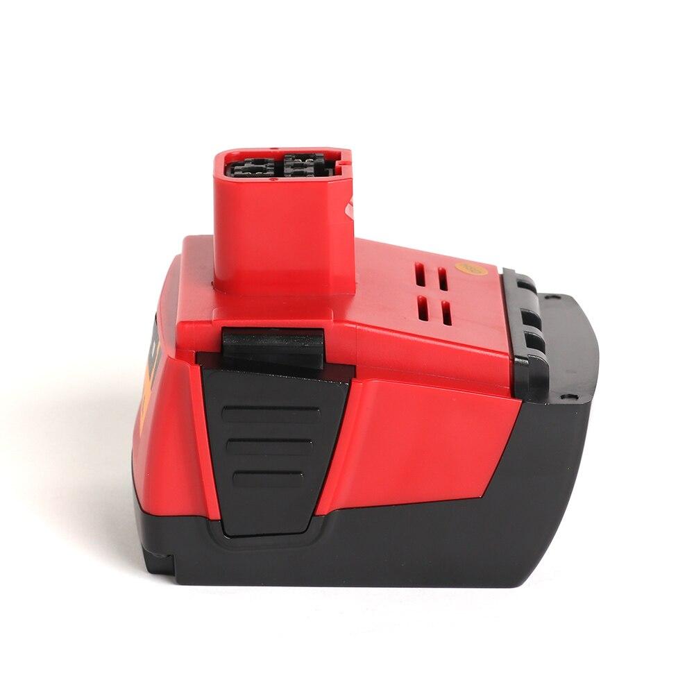 Batterie d'outil électrique, Hilti 14.4A, 3000 mAh, B144, SF144-A, SFH144-A, SIW144-A, SID144-A - 5