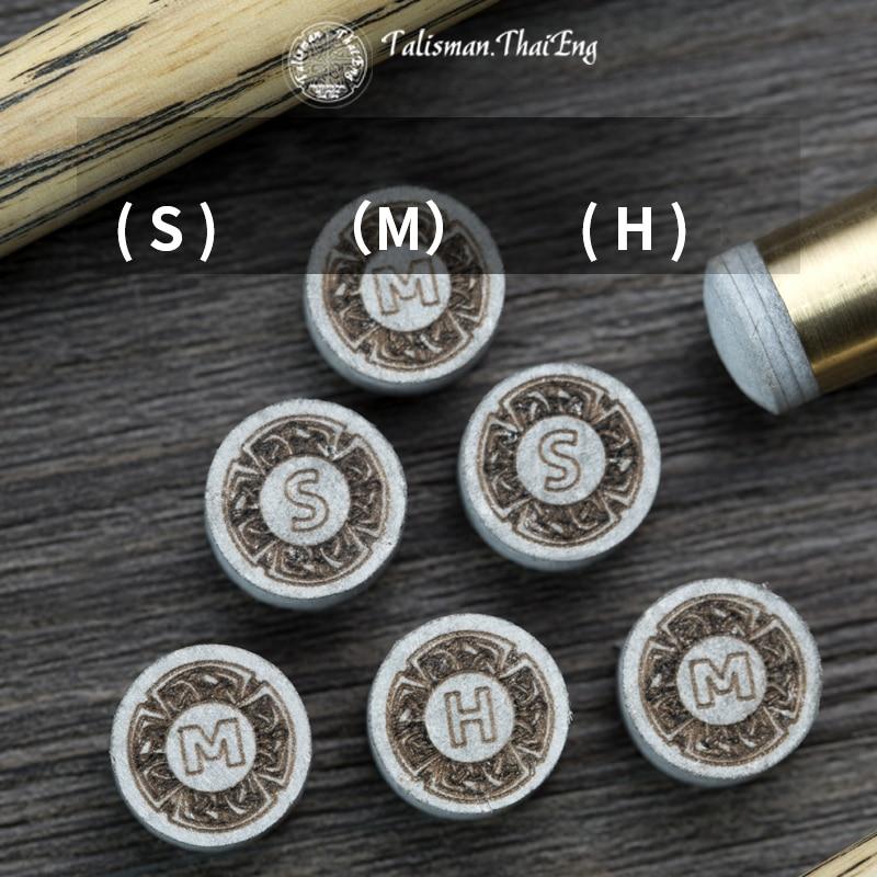 Talisman Pro Cue Tips 11mm Soft