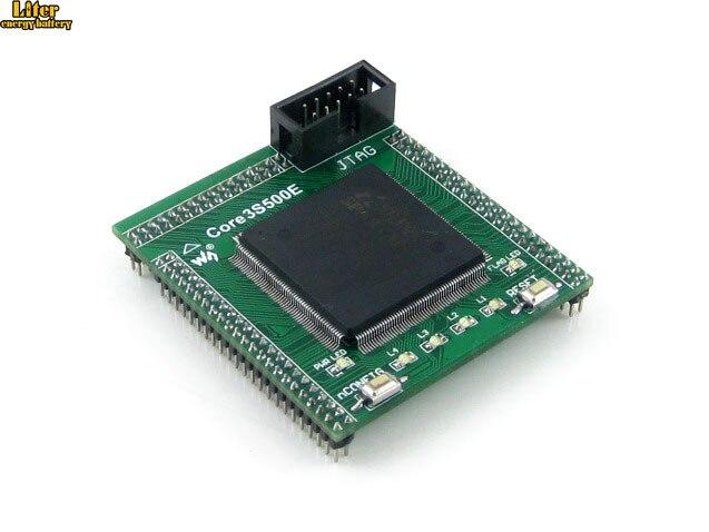 XILINX FPGA Development Core Board Xilinx Spartan 3E XC3S500E Evaluation Kit+ XCF04S FLASH support JTAG= Core3S500E