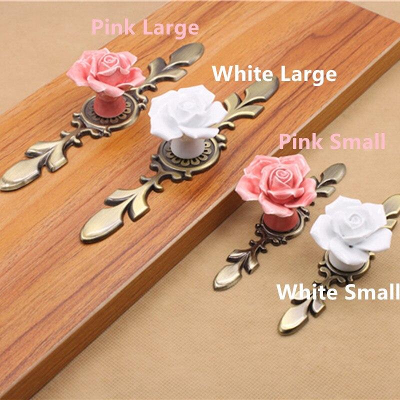 Online kopen wholesale wit kast knoppen uit china wit kast knoppen ...