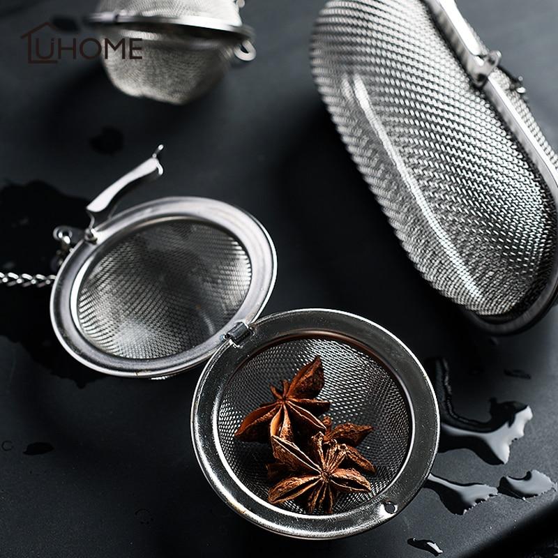 Stainless Steel Fine Mesh Oil Strainer Flour Colander Sifter Sieve Kitchen LP