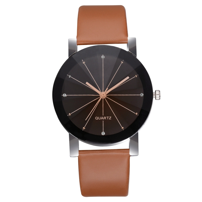 High Quality Relojes Mujer Women Dress Bracelet Watch Quarzt Clock Footprint Style Leather Band Analog Quartz Wrist Watch AG011