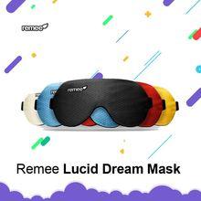 Горячая продажа Remee Lucid Dream Mask Dream Machine Maker Remee Remy патч мечты сон 3D VR маски для глаз начало Lucid Dream control