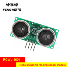 Panel RCWL 1601 Ultrasonic Ranging Sensor Module Compatible with HC SR04 ROHS Supports 3 5V operation