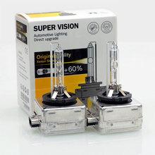 TXVSO8 2PCS D1S Xenon D2S D3S D4S 12V HID Bulb HID headlight bulb D1R D3R headlamp 35W 4300K 6000K 8000K For passat b6 BMW e90