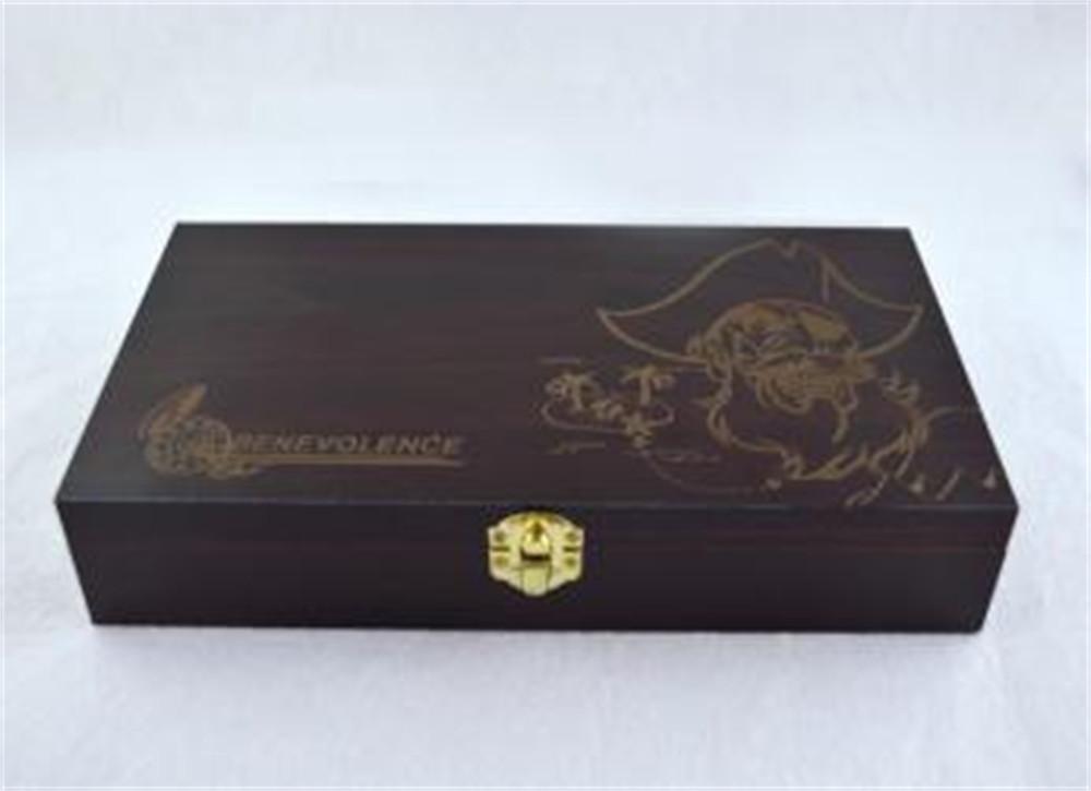Straight Razor PVC Box CN0115_2