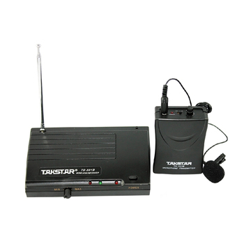 Takstar TS 331B wireless microphone Professional Gooseneck Clipper Microphones for teaching meeting On stage performance