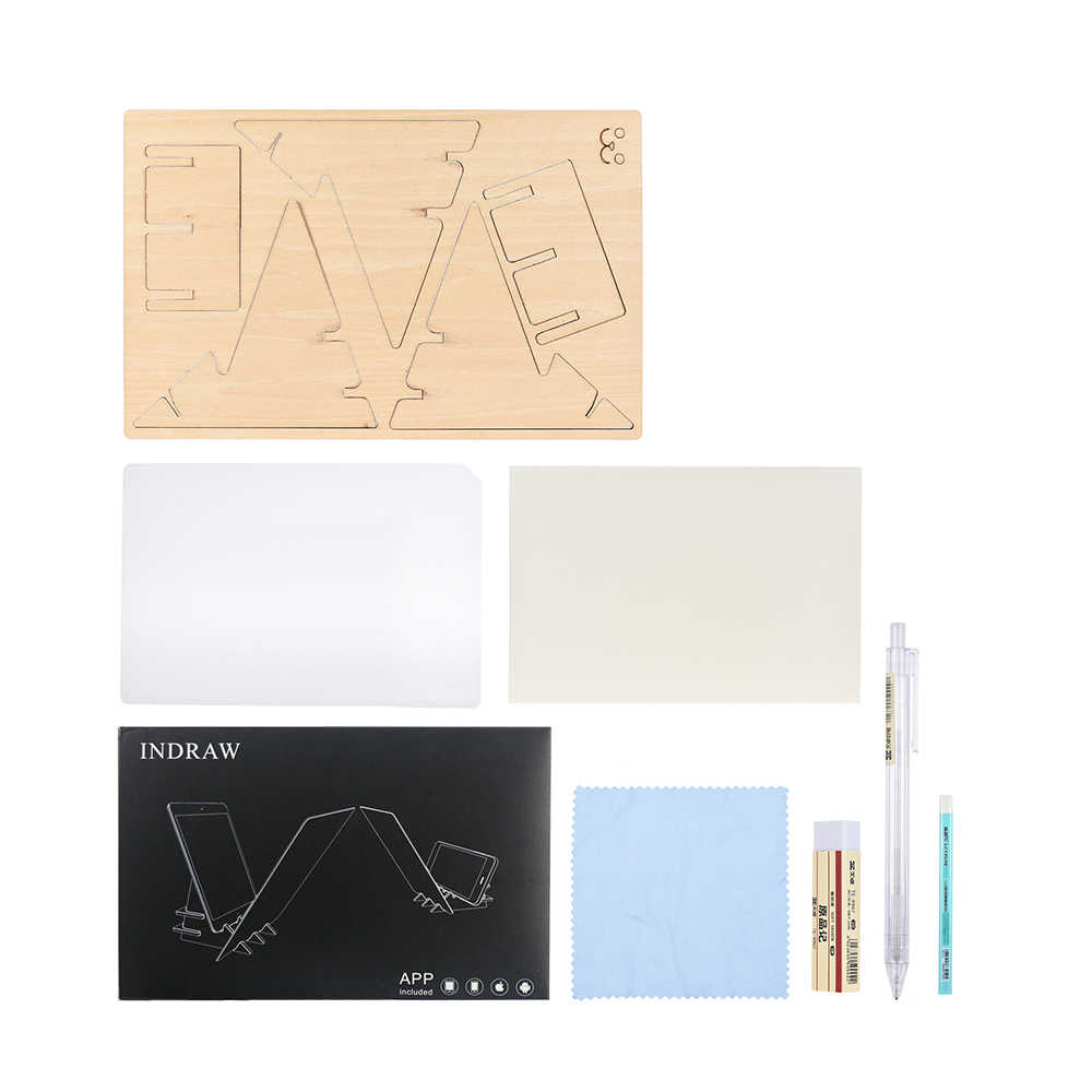 Sketching Board Sketch Drawing Board Tracing Light Pad with APP Artifact  for Beginners Students Kids Sketching Drawing
