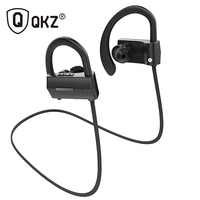 Original QKZ QG10 Bluetooth Headset Wireless Sport Bluetooth Earphone with Mic Noise Cancelling Headset fone de ouvido