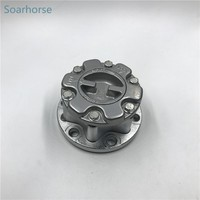 Soarhorse Front free wheel clutch Shaft locking hub for Mitsubishi Pajero Montero Triton Pick up L200 L300 4x4 4WD