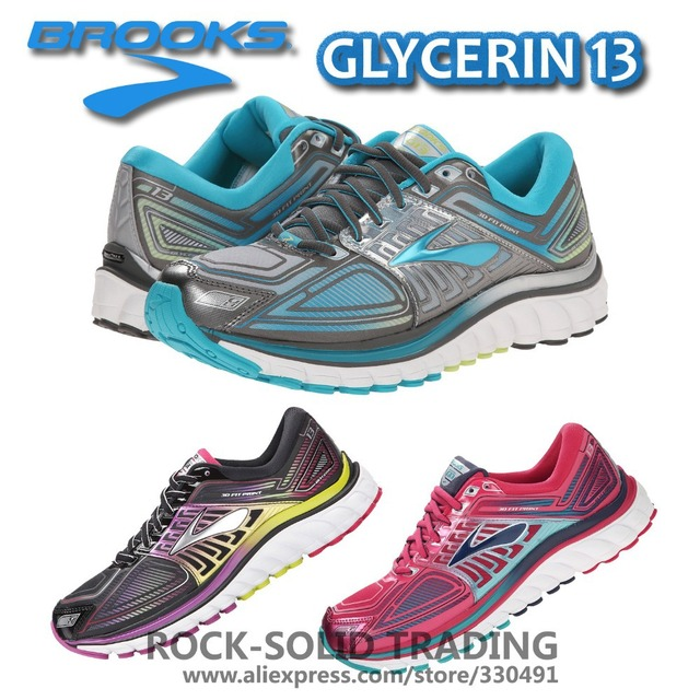 another chance f770c 57cdc Brooks Women s Glycerin 13 Running shoes   Athletic shoes Free shipping