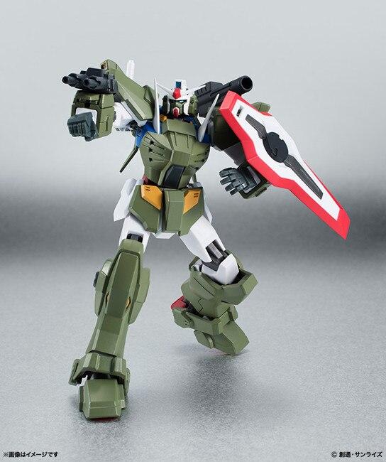 Robot Spirits No.214 Action Figure - Full Armor 0 Gundam from Mobile Suit Gundam 00 V E02 mobile robot motion planning