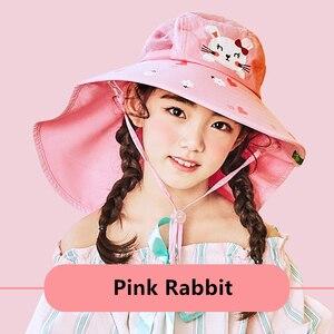 Image 5 - Kocotree chapeau de natation pour enfants, chapeau de Protection solaire pour lextérieur, casquette unisexe, pour loisirs, pour enfants