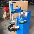 CE Máquina de Vulcanização Vulcanizadora de Pneus Para Automóveis e Caminhões Vertical Máquina De Reparo De Pneus