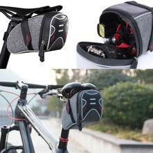 US Bicycle Saddle Bag Waterproof MTB Mountain Bike Rear Back Under Seat Tail