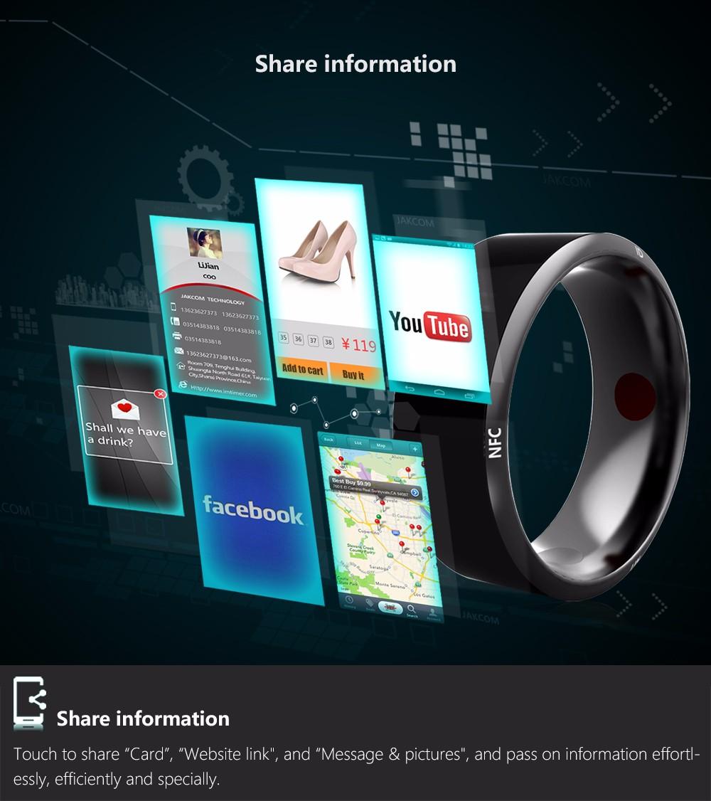 Smart NFC Magic Ring Jakcom R3 (15)