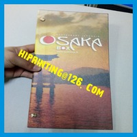Menu Printing Service In Wholesale Price With High Quality