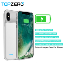 3000/4000/5000mah Battery Charger Case For iPhone 6 6S 7 8 X XS XR MAX Power Bank Case For iPhone 6 6S 7 8 Plus Support Audio цена