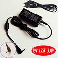 Для ASUS VivoBook X202 X200MA-CT112H X200MA-KX128H Ноутбук Зарядное Устройство/Адаптер Переменного Тока 19 В 1.75A 33 Вт