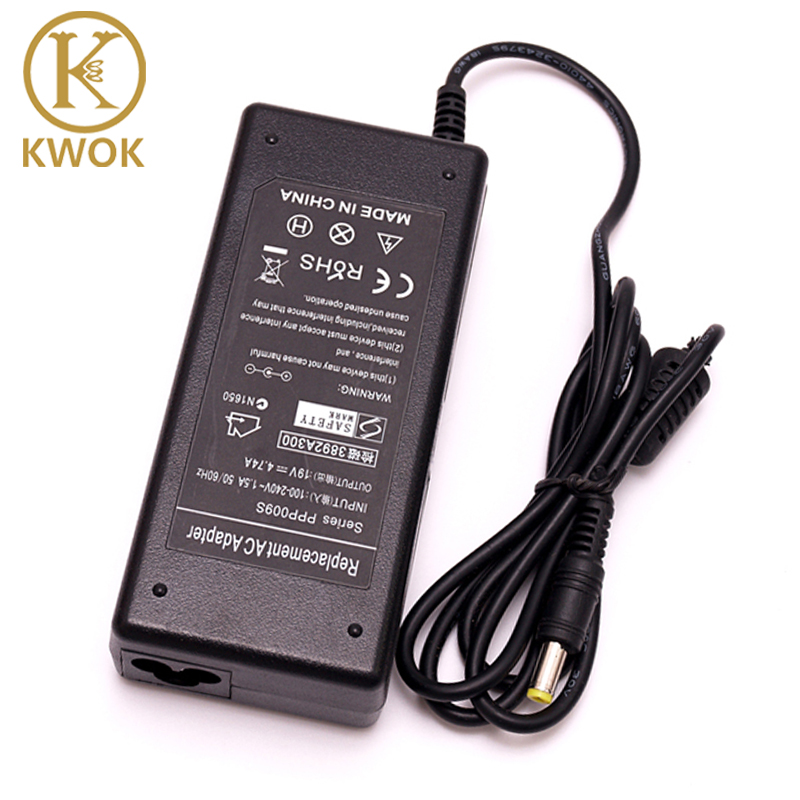 19V 4.74A Notebook Charger For Acer Aspire 7750G 7739Z 7560G 7741 7745G 7720 5750 5755G 5560G 5830 5742G 5950G 4750g 4750G 4820T