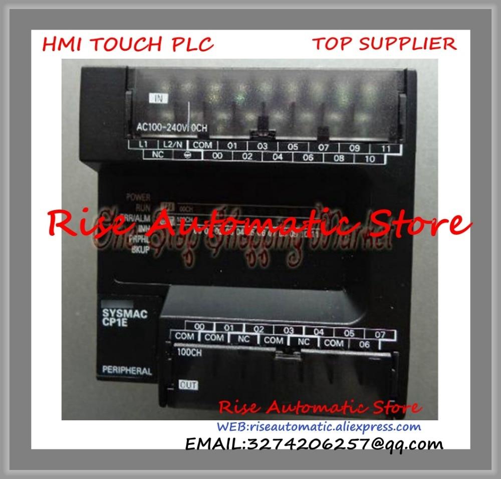 все цены на  Input 8 Point Relay Output 6 Point PLC Module CP1E-E14R-A 240V New Original  онлайн