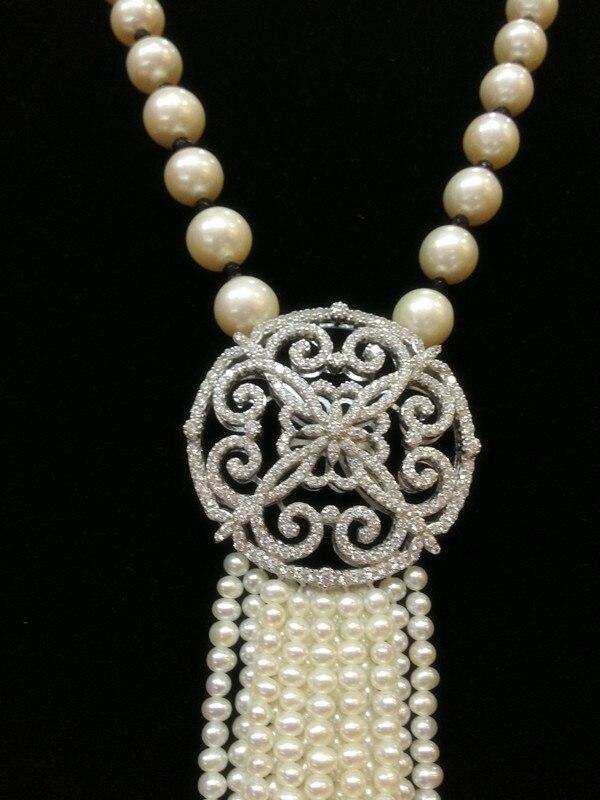 Top qualité résultats de bijoux et composants 925 en argent Sterling avec Zircon cubique bijoux accessoires bricolage livraison gratuite - 2