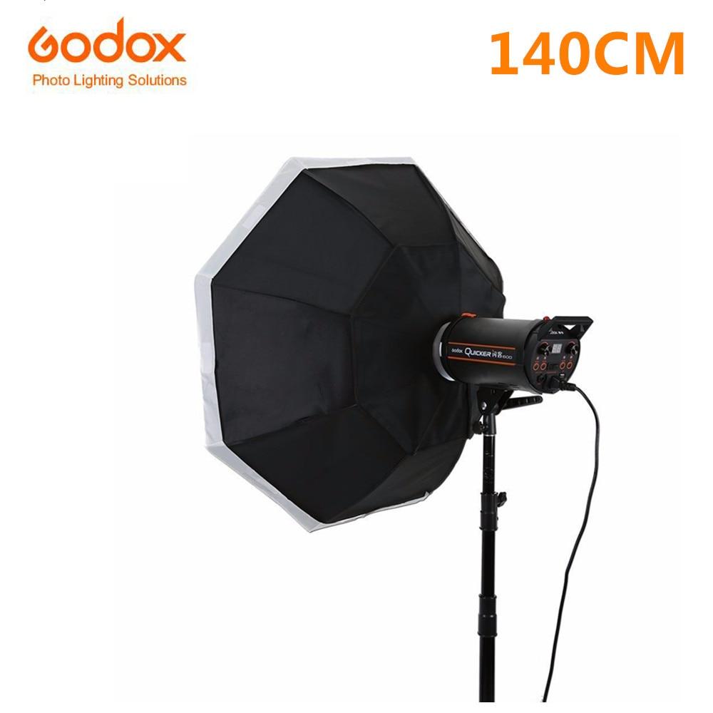 Godox Photography Accessories 140cm / 55 SB-BWOcta140CM Octagon Flash diffuser Softbox For Bowens Studio Flashes