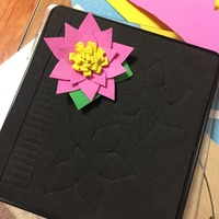Flower scrapbooking cutting die wooden steel rule die for scrapbooking and felt/paper crafts SMR FL0006
